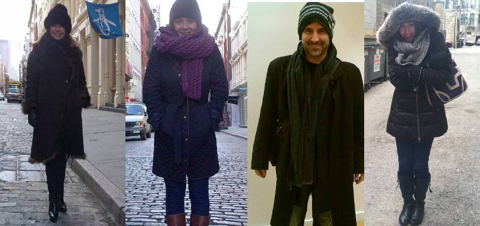 How to Dress for Freezing Weather in the City