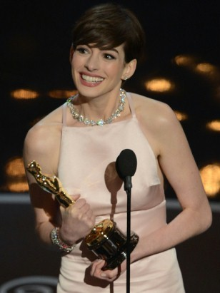 What's Eating Anne Hathaway?
