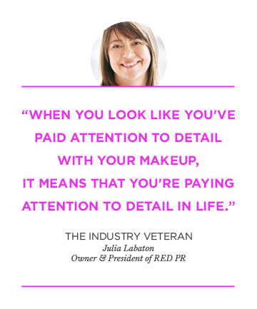 "Beauty Rules for Getting Ahead at Work from the ""Industry Veteran"""