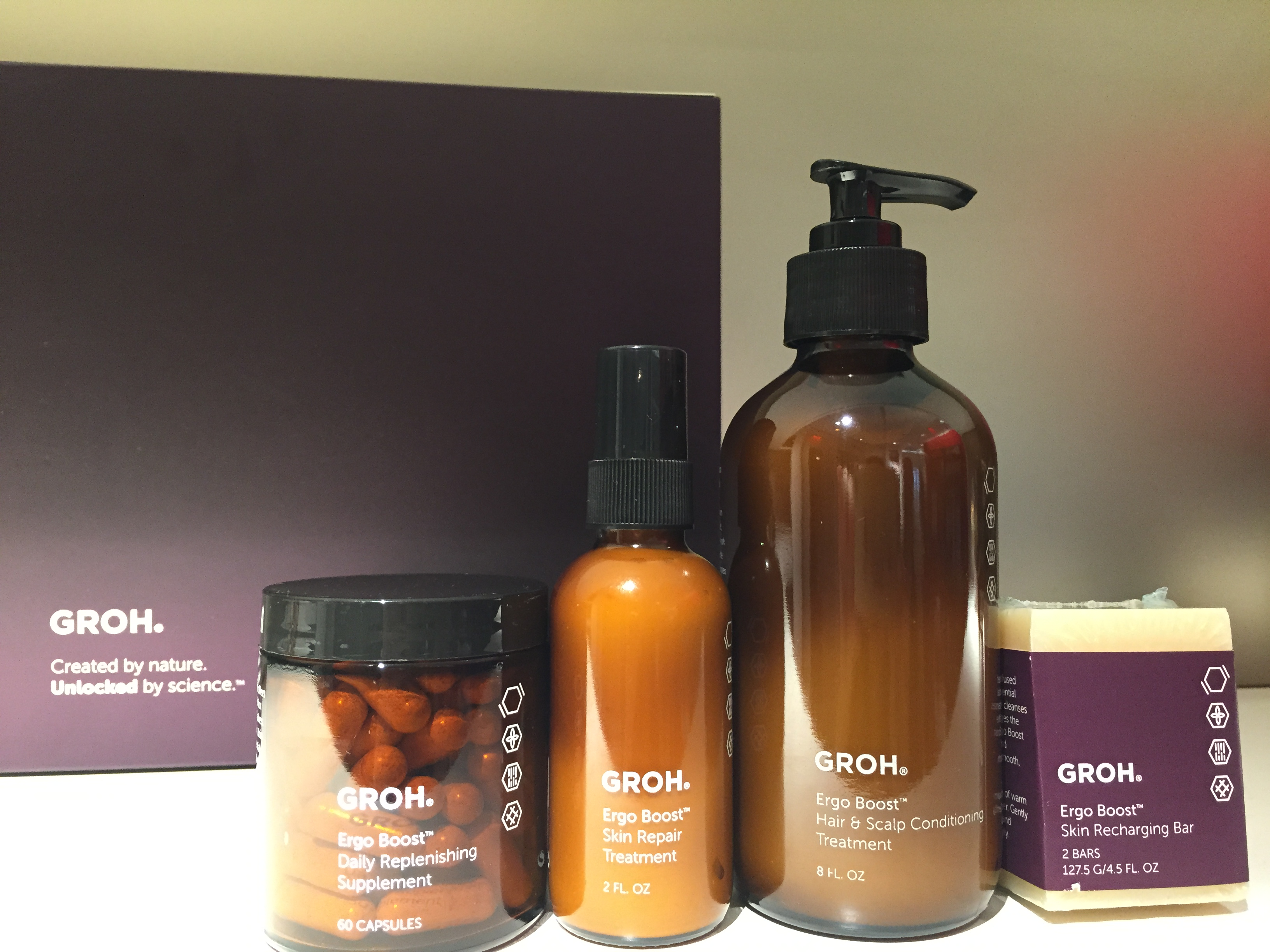 Press Launch: Organic, Anti-Aging Beauty Brand GROH