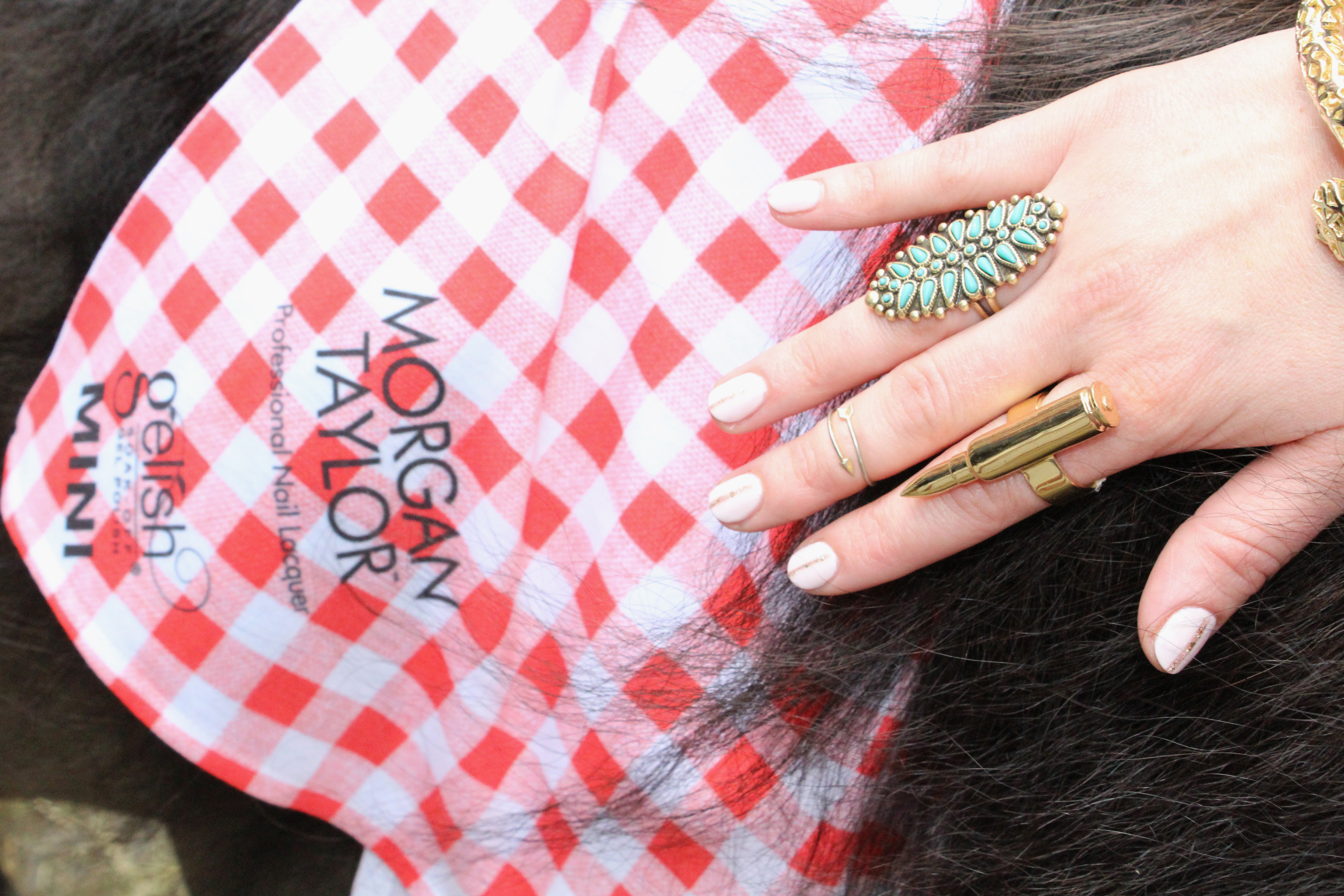 Morgan Taylor & Gelish MINI Launch 'Urban Cowgirl' Collection in NYC